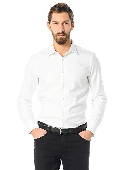 Daffari Beyaz Gömlek Beyaz